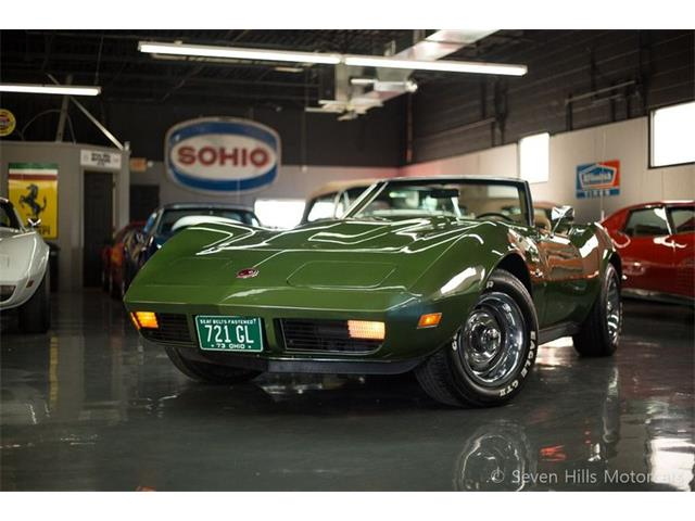 1973 Chevrolet Corvette (CC-1297085) for sale in Cincinnati, Ohio