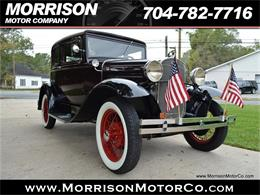 1931 Ford Model A (CC-1297090) for sale in Concord, North Carolina