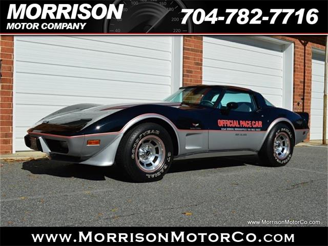1978 Chevrolet Corvette (CC-1297095) for sale in Concord, North Carolina