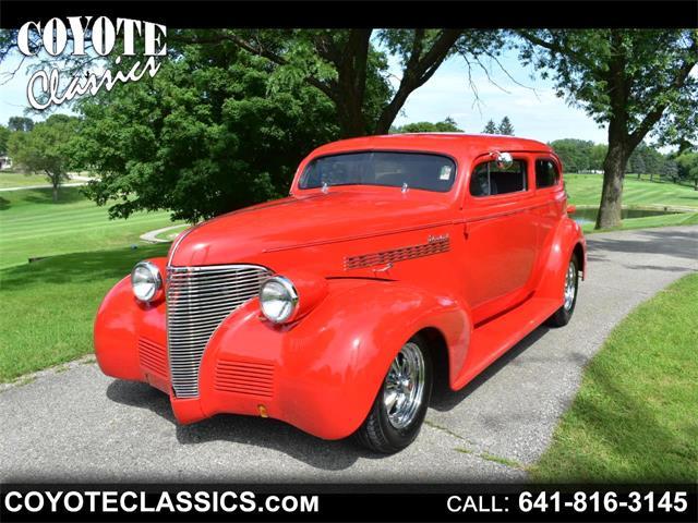 1939 Chevrolet Sedan (CC-1297103) for sale in Greene, Iowa