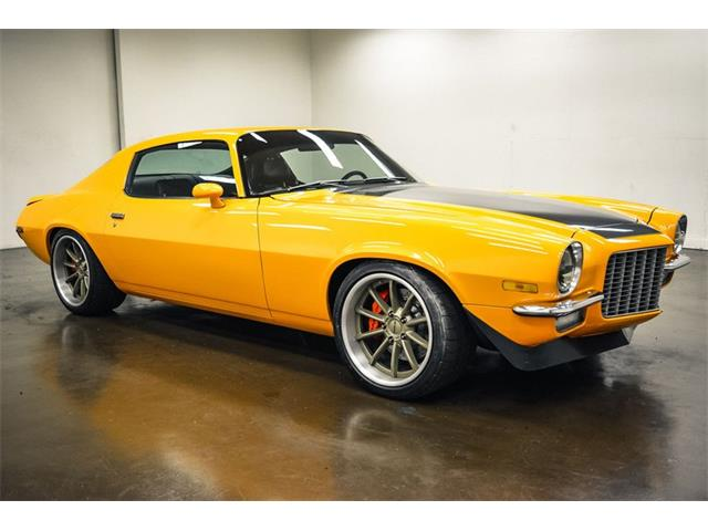1970 Chevrolet Camaro (CC-1297108) for sale in Sherman, Texas