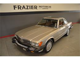 1987 Mercedes-Benz 560SL (CC-1297113) for sale in Lebanon, Tennessee