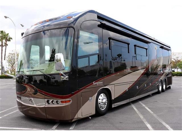 2013 Entegra Coach Cornerstone (CC-1297125) for sale in Anaheim, California