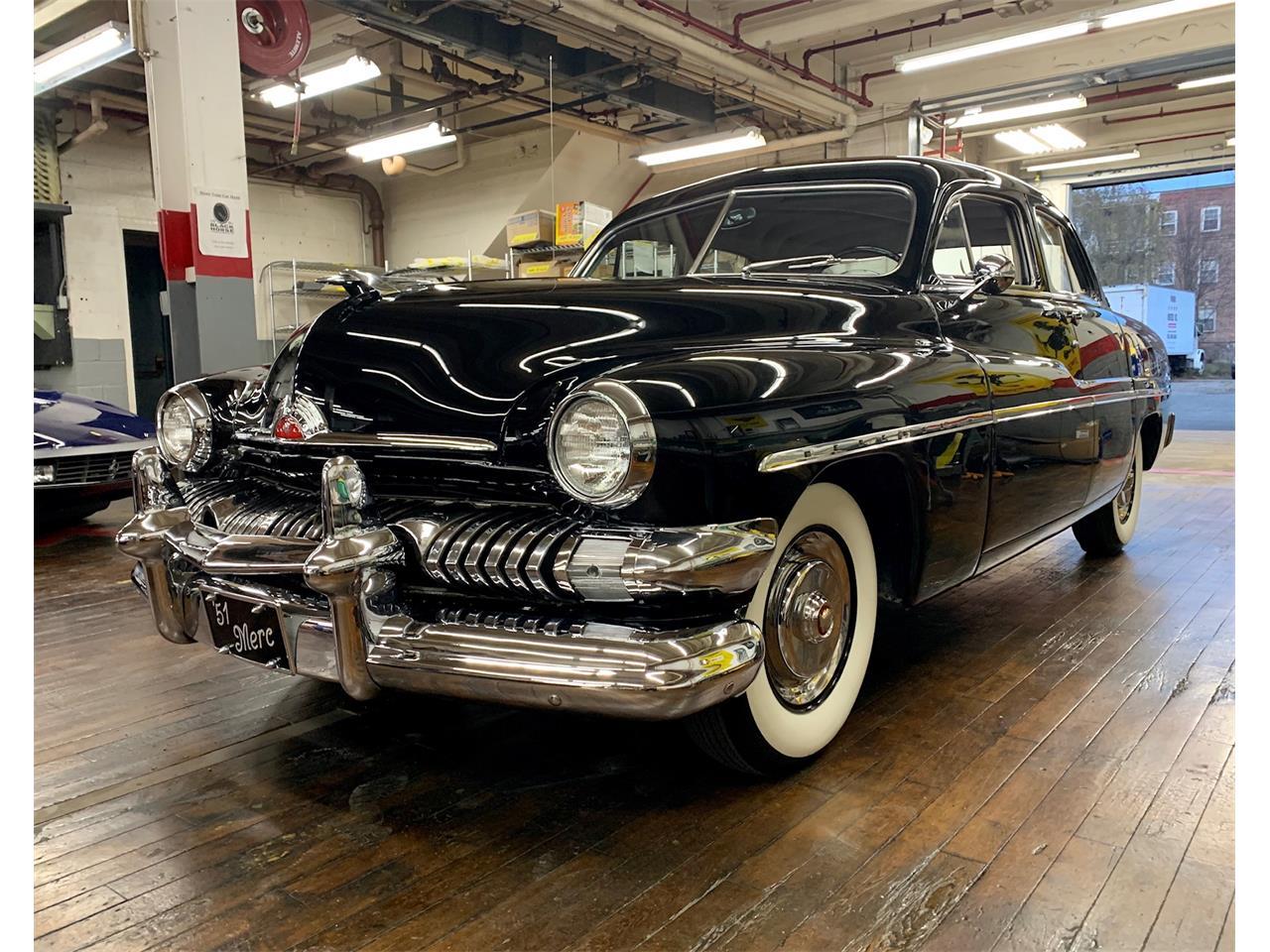 1951 Mercury 4-Dr Sedan (CC-1297146) for sale in BRIDGEPORT, Connecticut