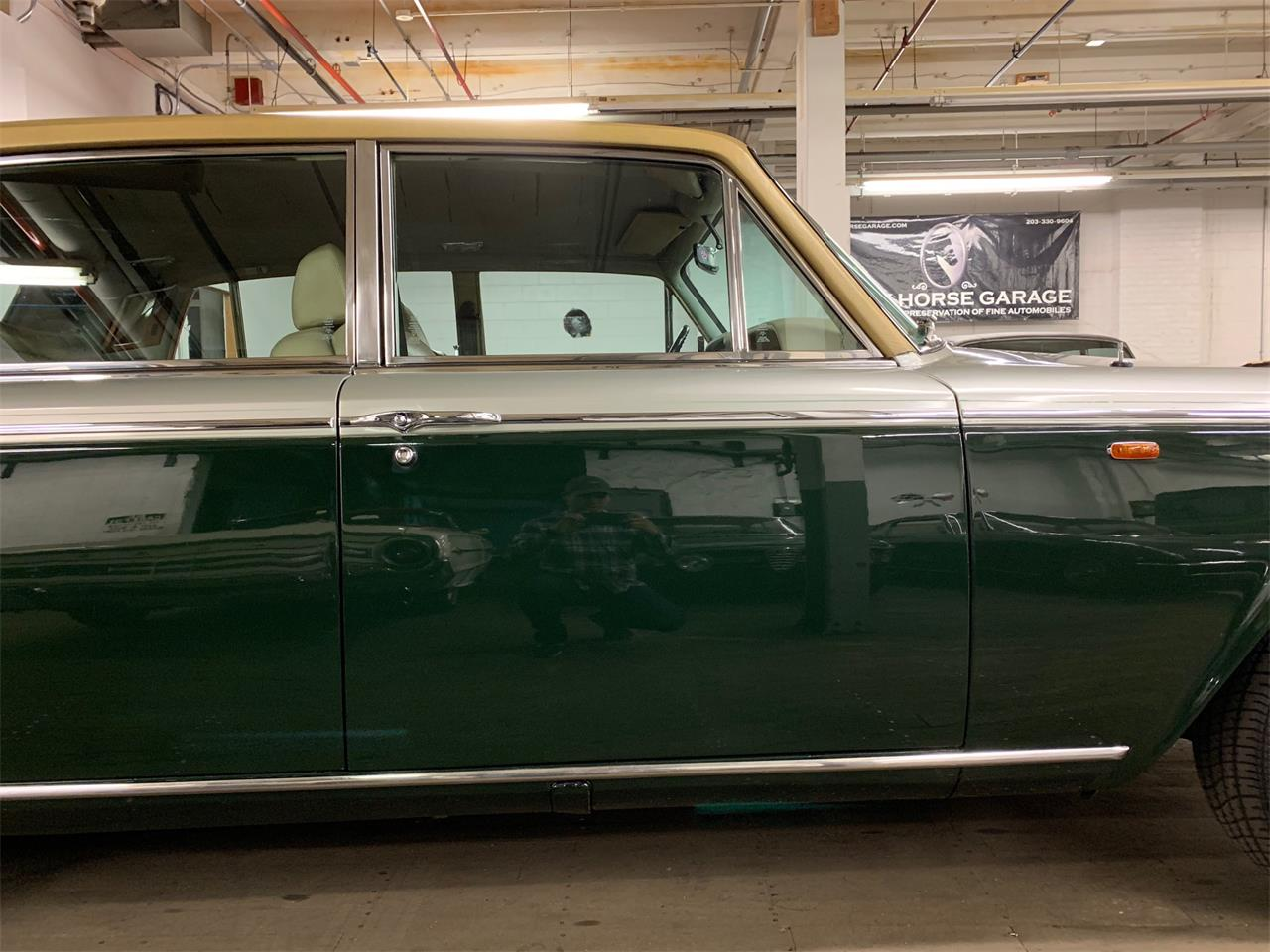 1978 Rolls-Royce Silver Wraith II (CC-1297149) for sale in BRIDGEPORT, Connecticut