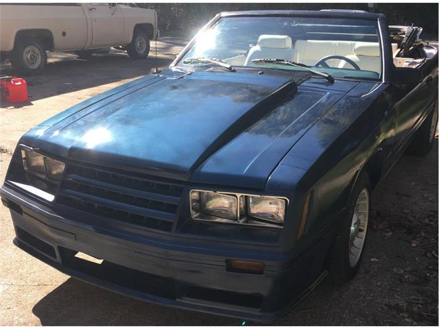 1983 Ford Mustang LX (CC-1297152) for sale in BASTROP, Louisiana