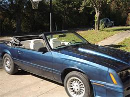1983 Ford Mustang (CC-1297152) for sale in BASTROP, Louisiana