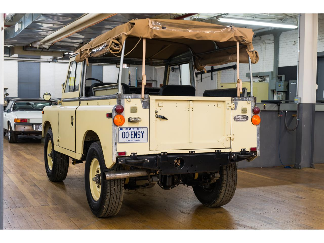 1971 Land Rover Series IIA (CC-1297153) for sale in BRIDGEPORT, Connecticut