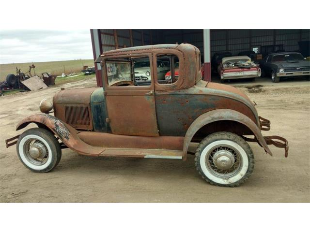 1929 Ford Coupe (CC-1297159) for sale in Parkers Prairie, Minnesota