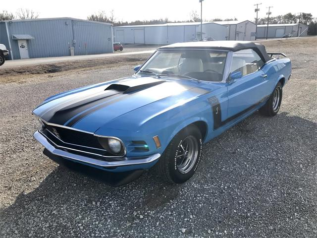 1970 Ford Mustang (CC-1297175) for sale in Sherman, Texas