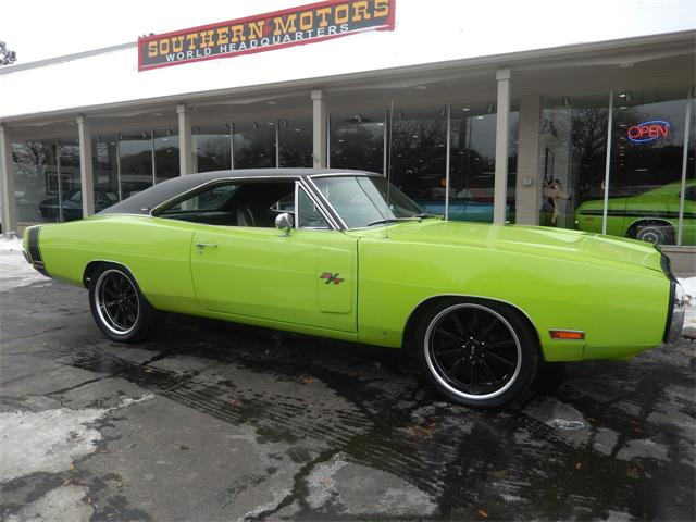 1970 Dodge Charger (CC-1297178) for sale in Clarkston, Michigan