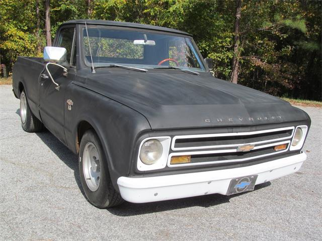 1967 Chevrolet C10 (CC-1297187) for sale in Fayetteville, Georgia