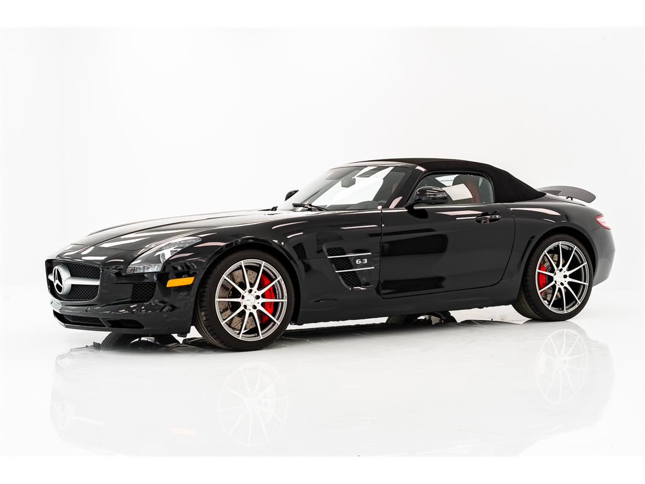 2012 Mercedes-Benz SLS AMG (CC-1297189) for sale in Montreal, Quebec