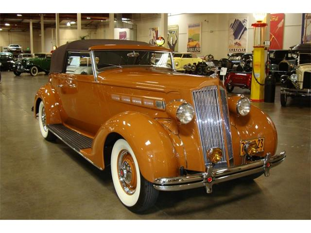 1936 Packard 120 (CC-1297218) for sale in Costa Mesa, California