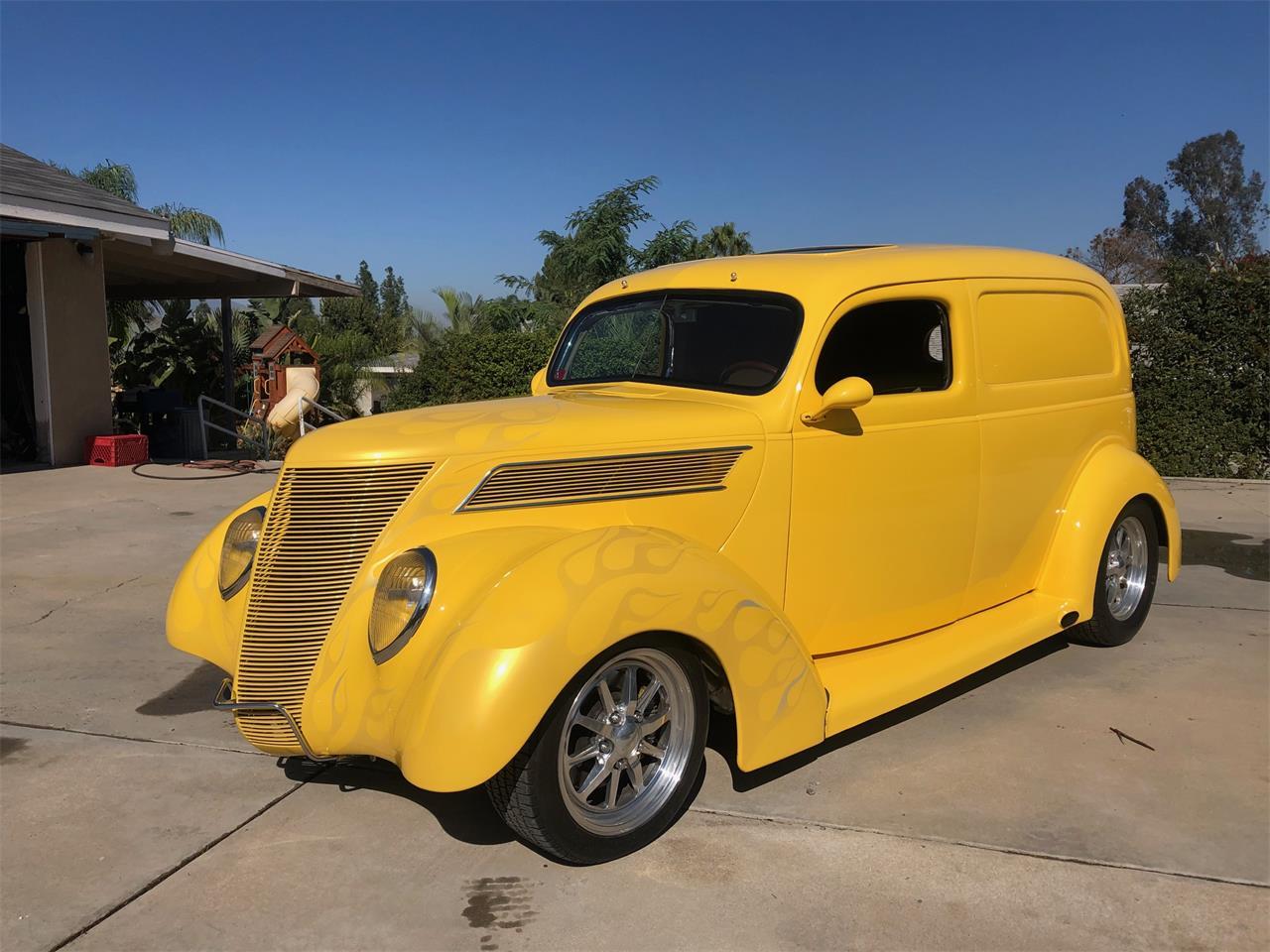 1937 Ford Panel Van (CC-1297221) for sale in Orange, California