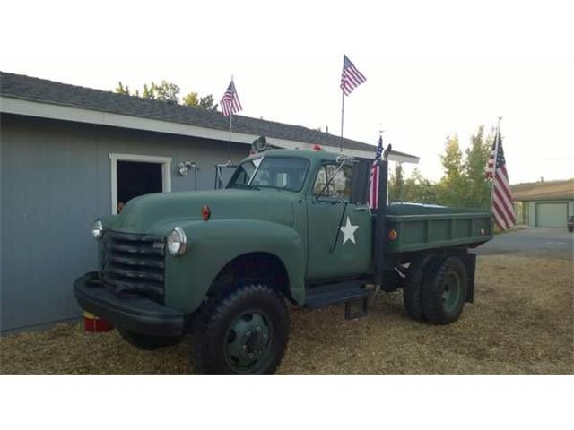 1953 GMC Military Vehicle (CC-1297226) for sale in Cadillac, Michigan