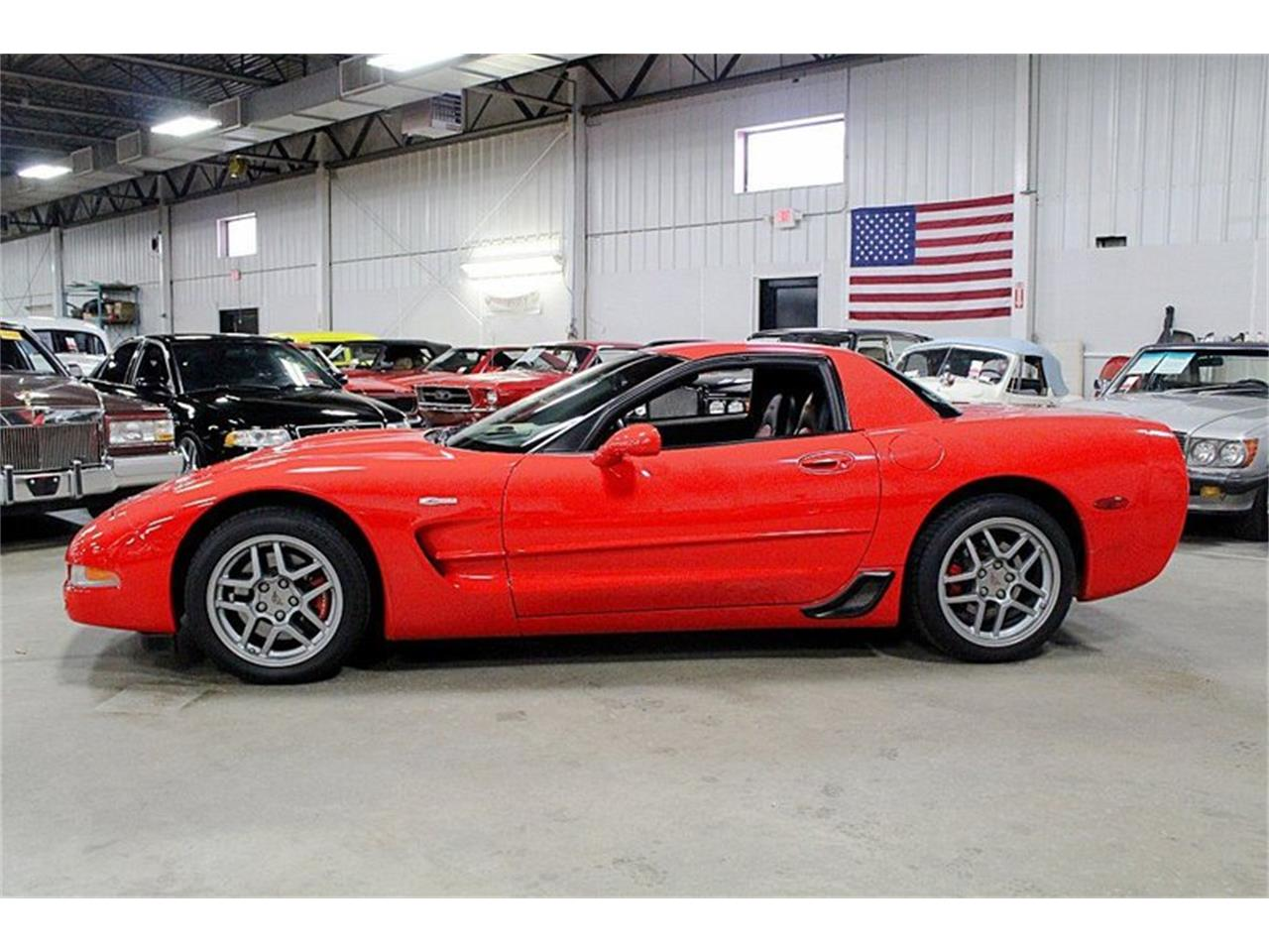 2002 Chevrolet Corvette (CC-1297227) for sale in Kentwood, Michigan