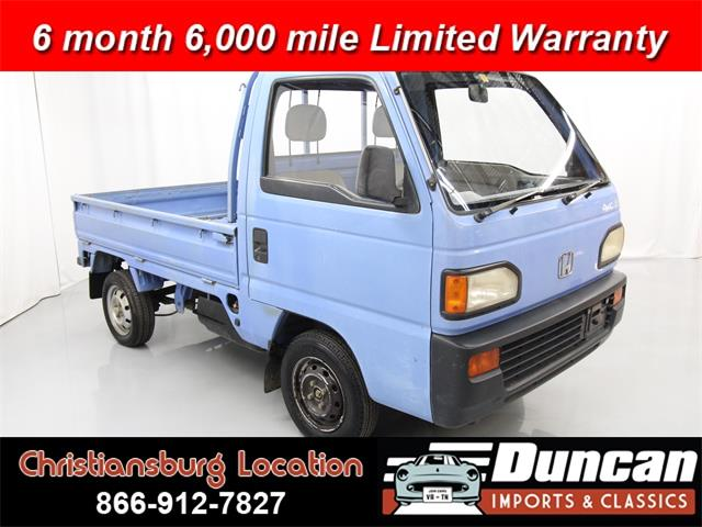 1993 Honda Acty (CC-1297230) for sale in Christiansburg, Virginia