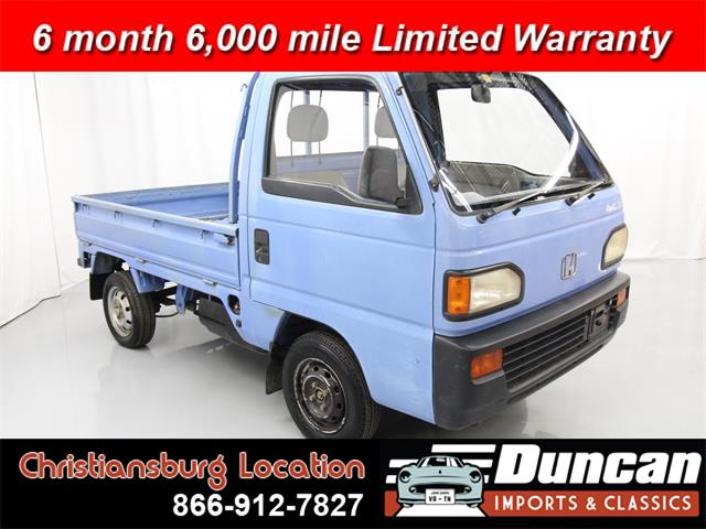 1993 Honda Acty (CC-1297230) for sale in Christiansburg, Virginia