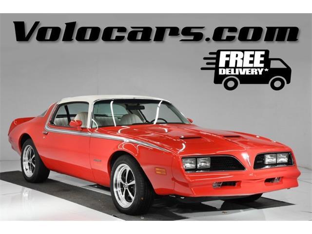 1977 Pontiac Firebird (CC-1297234) for sale in Volo, Illinois