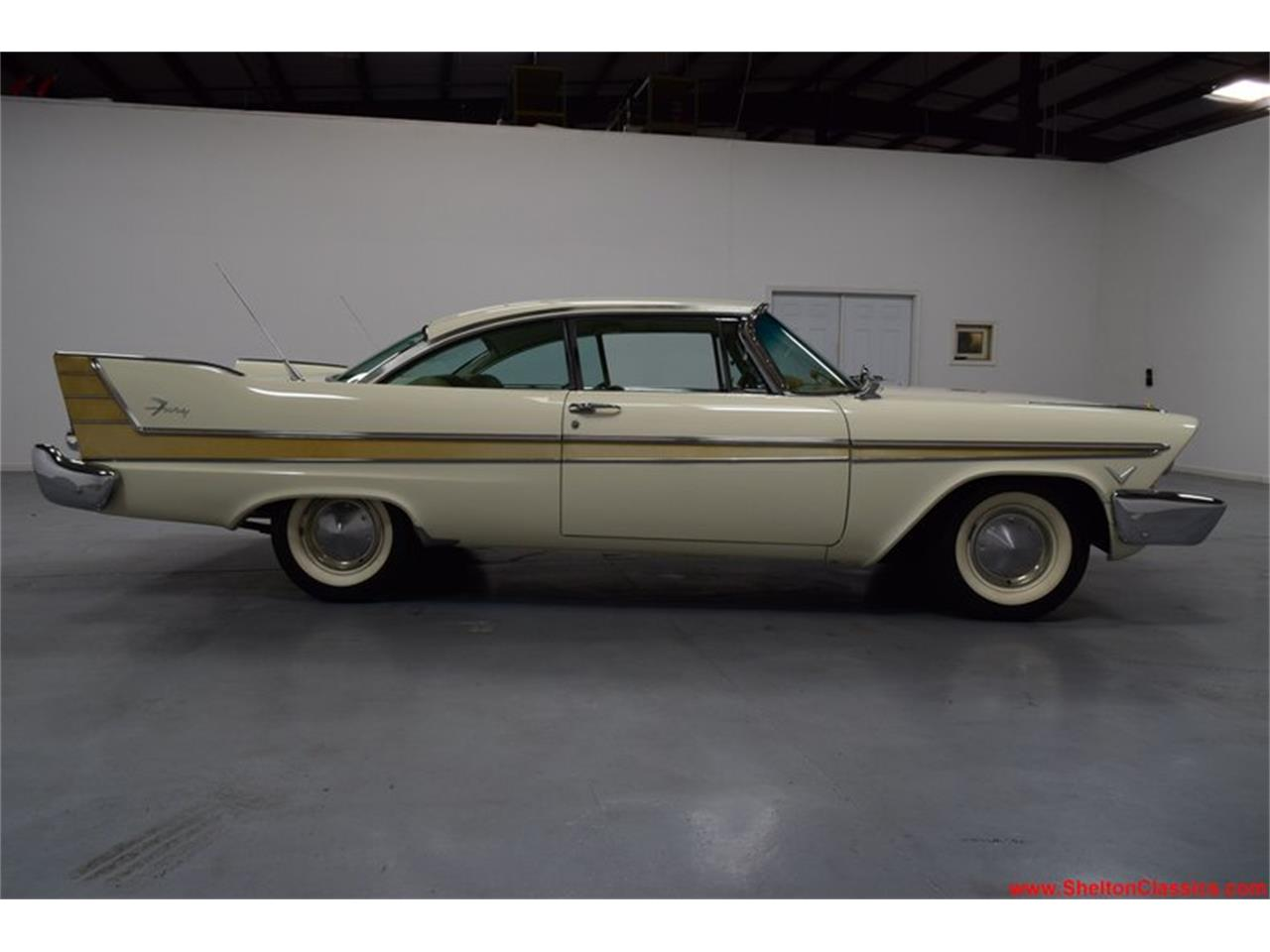 1957 Plymouth Fury (CC-1297246) for sale in Mooresville, North Carolina