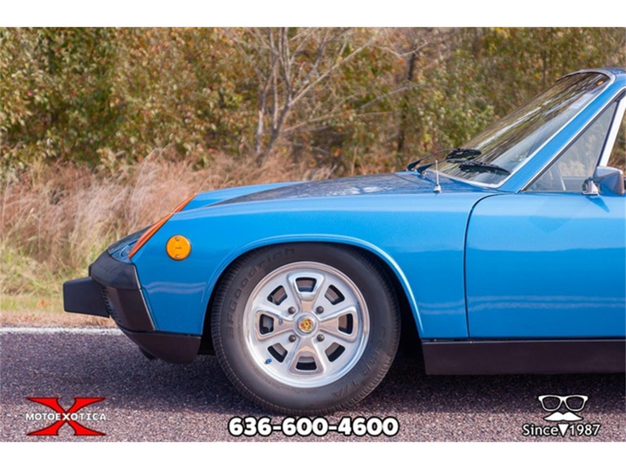 1975 Porsche 914 (CC-1297248) for sale in St. Louis, Missouri