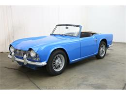 1962 Triumph TR4 (CC-1297260) for sale in Beverly Hills, California