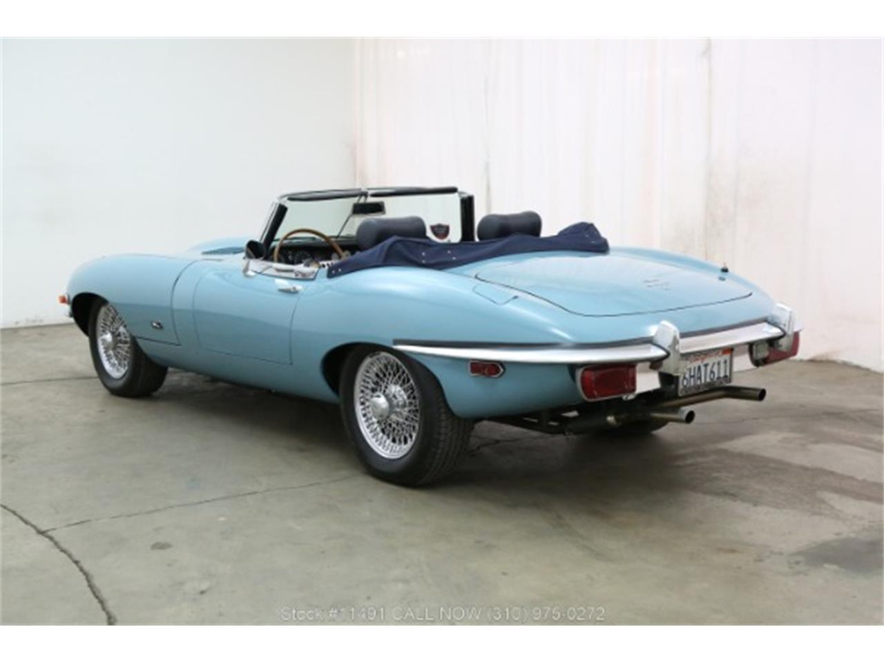 1971 Jaguar XKE (CC-1297263) for sale in Beverly Hills, California