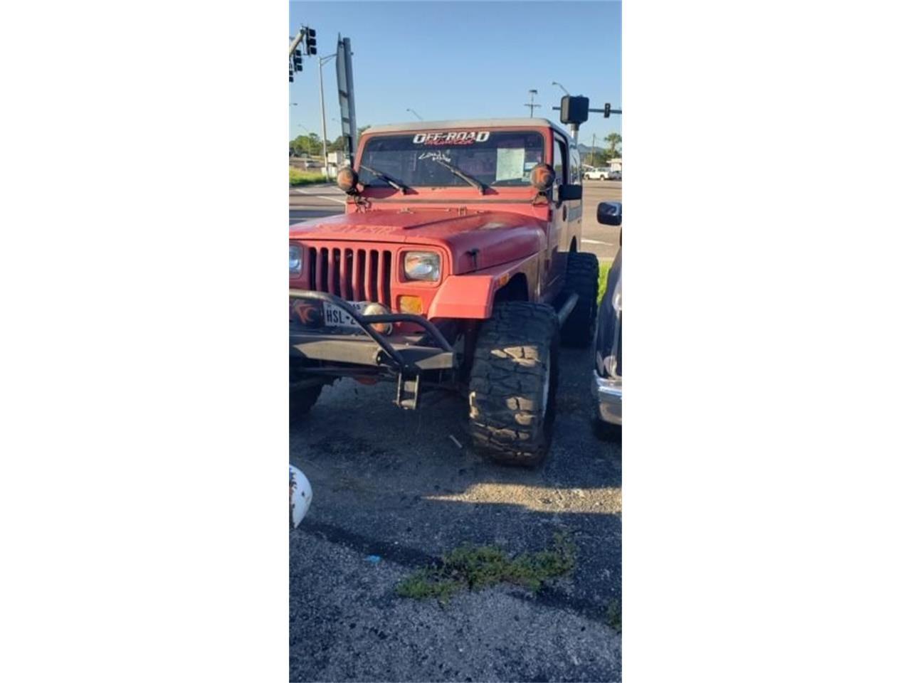 1988 Jeep Wrangler (CC-1297288) for sale in Punta Gorda, Florida