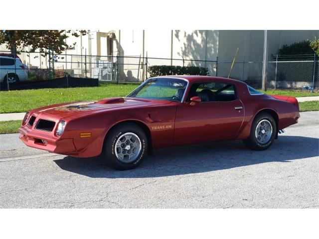 1976 Pontiac Firebird Trans Am (CC-1297294) for sale in Punta Gorda, Florida
