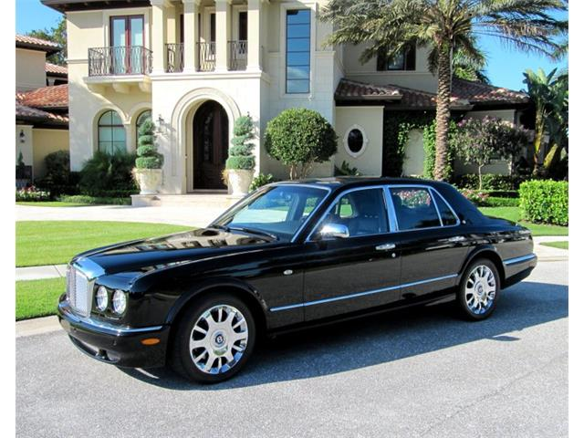 2006 Bentley Arnage (CC-1297295) for sale in Punta Gorda, Florida