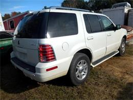 2004 Mercury Mountaineer (CC-1297300) for sale in Gray Court, South Carolina