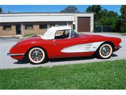 1960 Chevrolet Corvette (CC-1297301) for sale in Punta Gorda, Florida