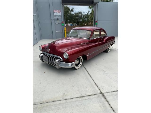1950 Buick Sedanette (CC-1297317) for sale in Punta Gorda, Florida
