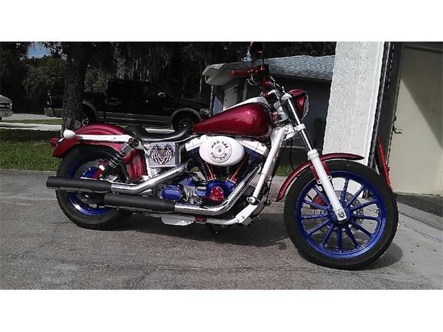 2005 Harley-Davidson Dyna (CC-1297346) for sale in Punta Gorda, Florida