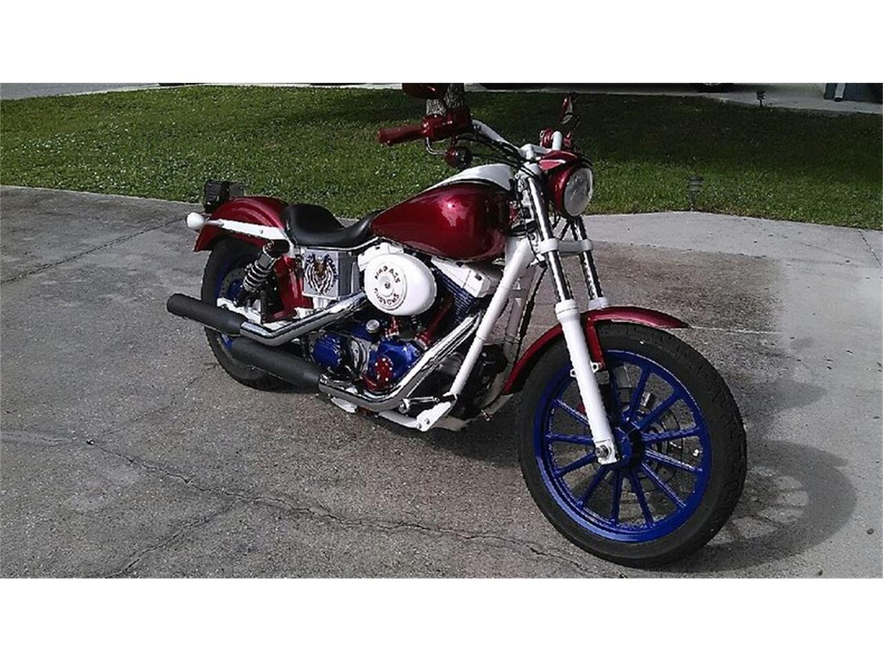 2005 Harley-Davidson Dyna (CC-1297346) for sale in Punta Gorda, Florida