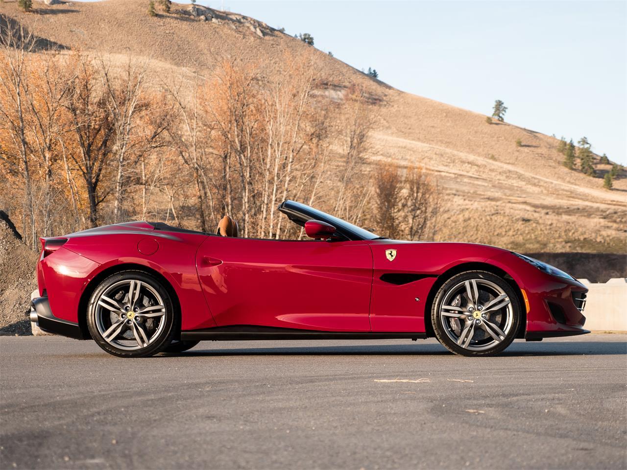 2019 Ferrari Portofino (CC-1297350) for sale in Kelowna, British Columbia