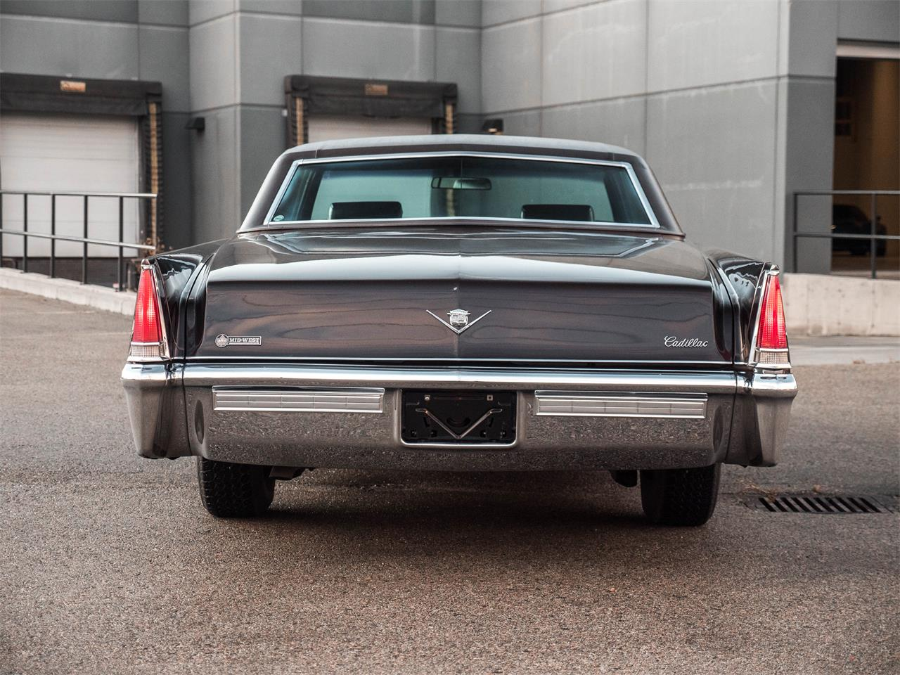 1969 Cadillac DeVille (CC-1297351) for sale in Kelowna, British Columbia