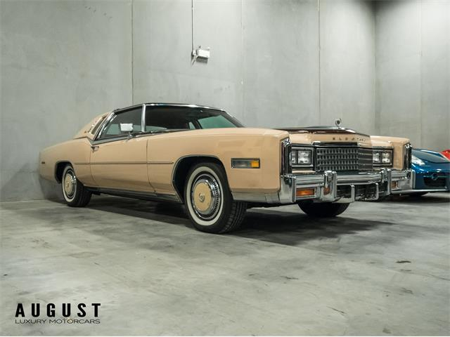 1978 Cadillac Eldorado (CC-1297352) for sale in Kelowna, British Columbia