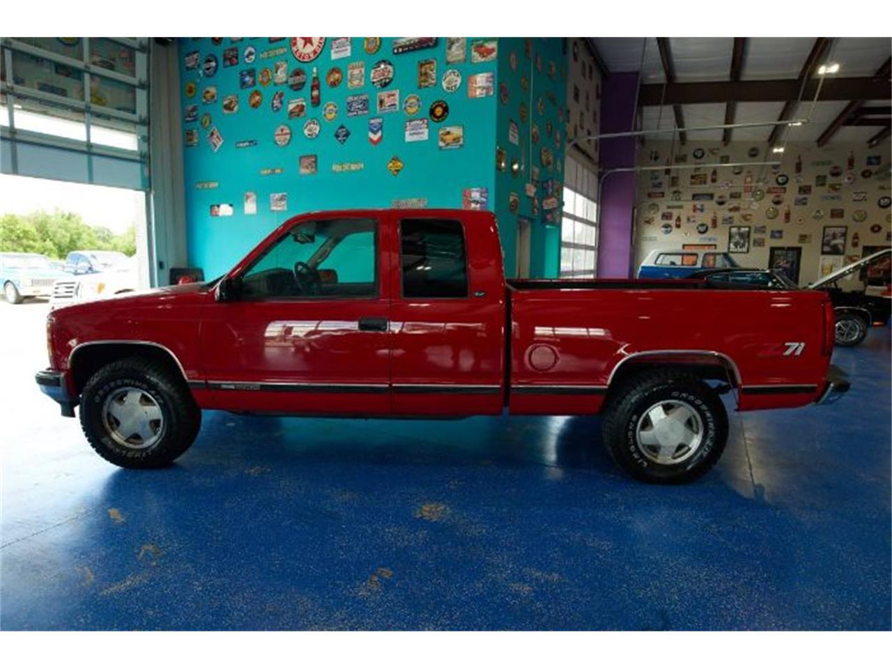1996 GMC Pickup (CC-1297356) for sale in Cadillac, Michigan