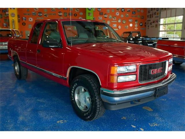 1996 GMC Pickup (CC-1297356) for sale in Cadillac, Michigan