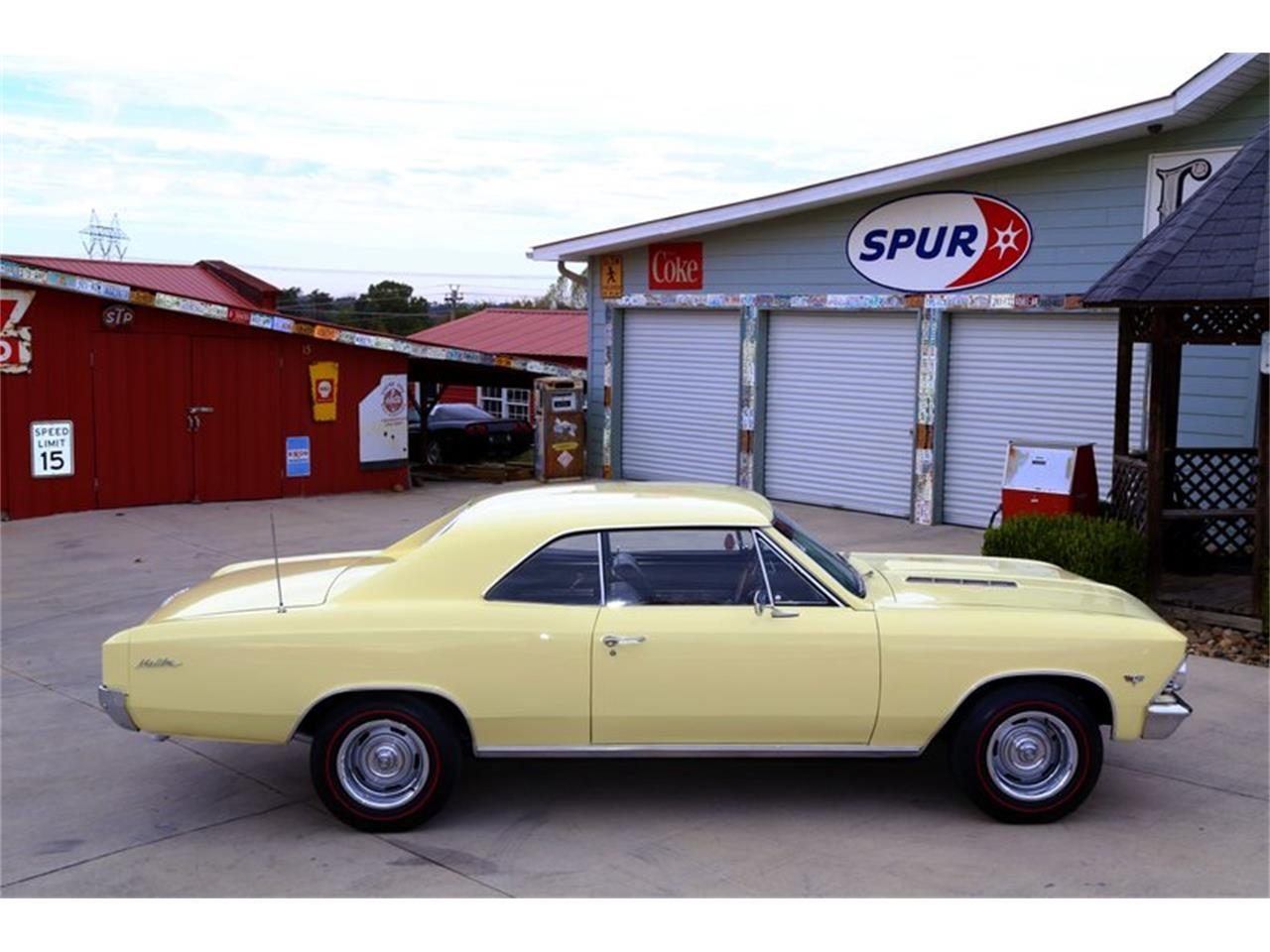 1966 Chevrolet Malibu (CC-1297367) for sale in Lenoir City, Tennessee
