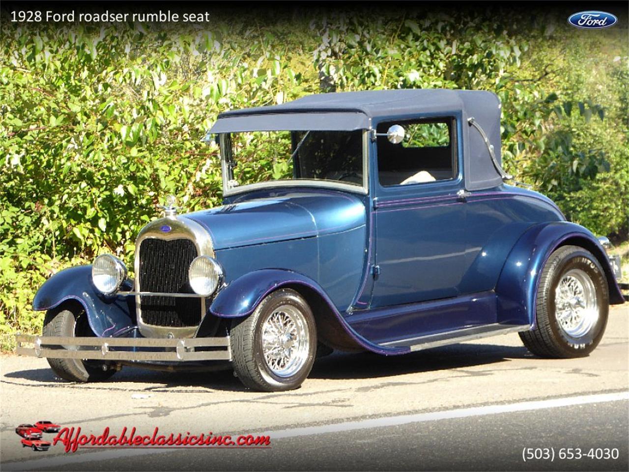 1928 Ford Roadster (CC-1297372) for sale in Gladstone, Oregon