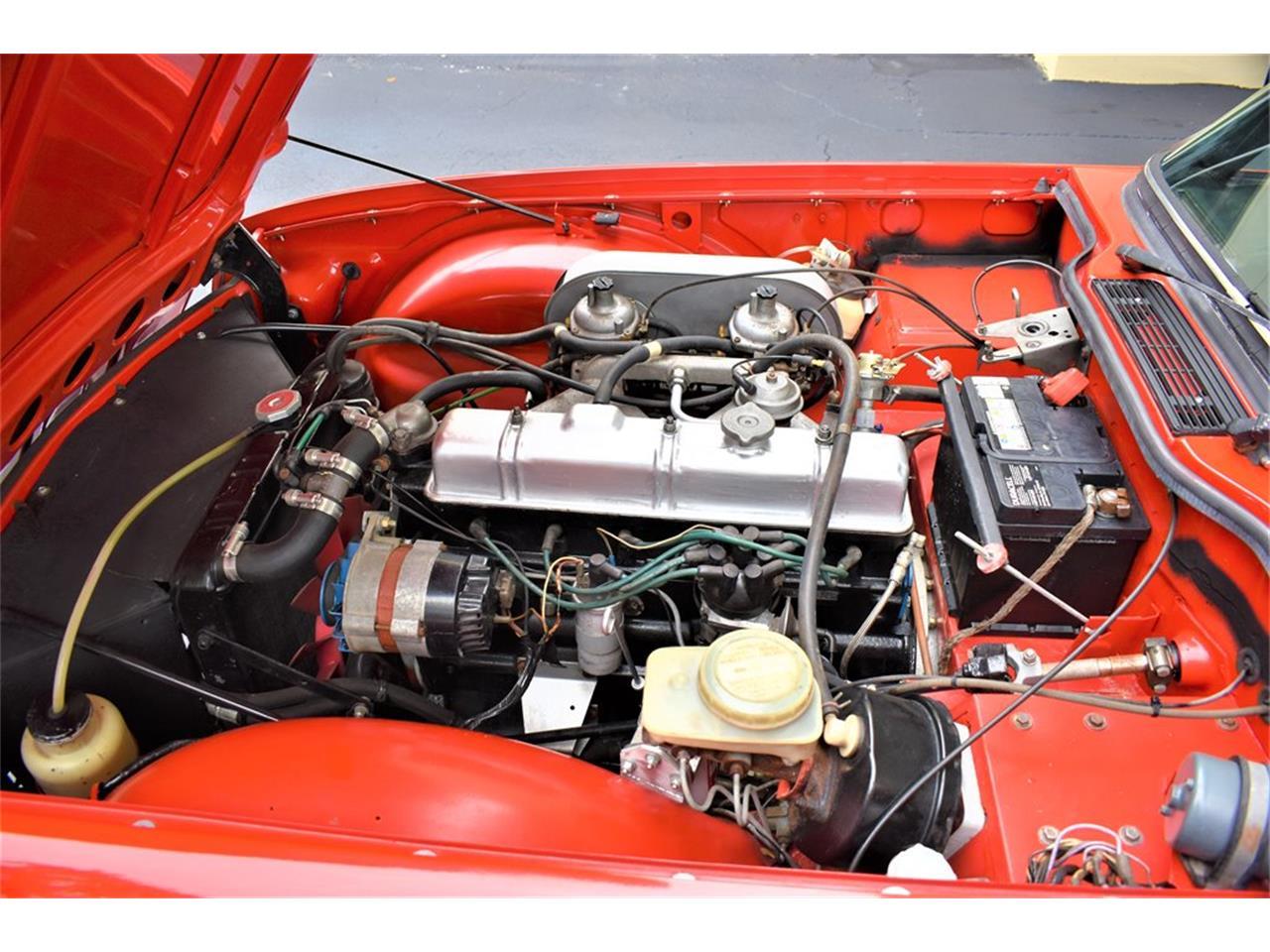 1975 Triumph TR6 (CC-1297390) for sale in Lakeland, Florida