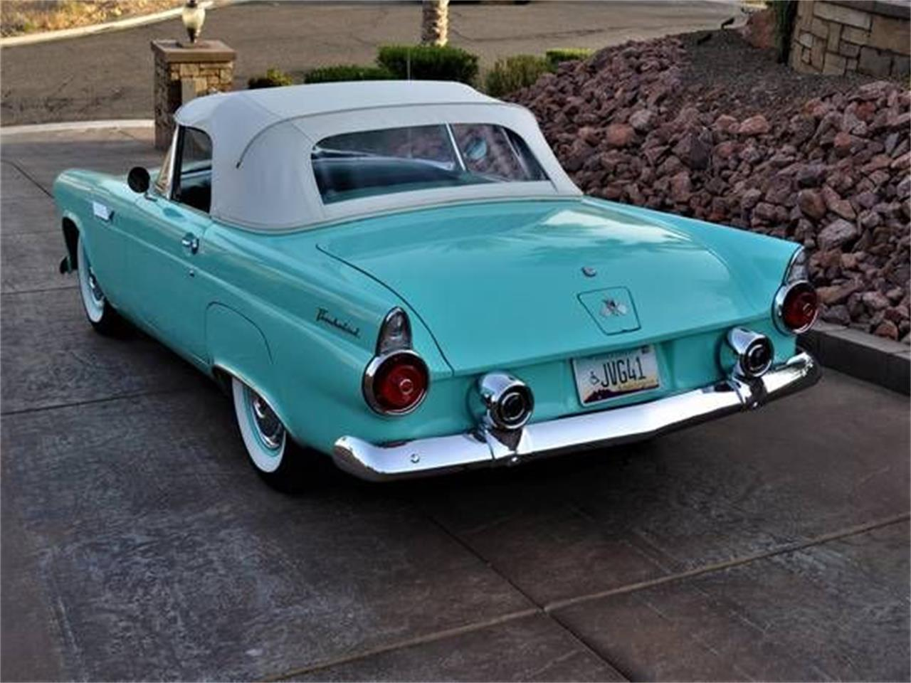 1955 Ford Thunderbird (CC-1297392) for sale in Cadillac, Michigan