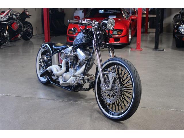 2009 Harley-Davidson Custom (CC-1297394) for sale in San Carlos, California