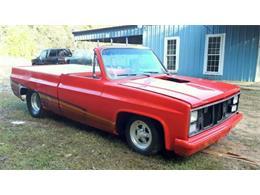 1981 Chevrolet C10 (CC-1297412) for sale in Cadillac, Michigan