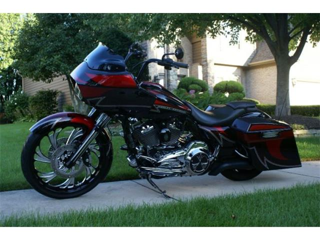 2009 Harley-Davidson Road King (CC-1297413) for sale in Cadillac, Michigan