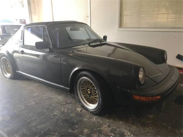 1981 Porsche 911 (CC-1297417) for sale in Cadillac, Michigan