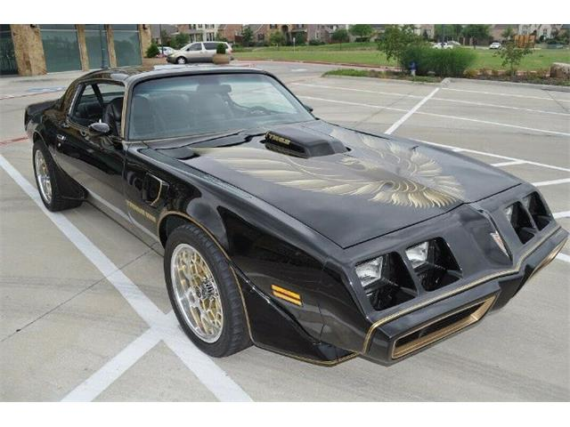 1979 Pontiac Firebird Trans Am (CC-1297420) for sale in Cadillac, Michigan